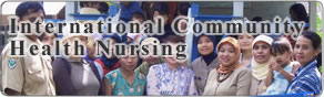 International Community Health Nursing